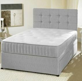 Grey Naples Bed