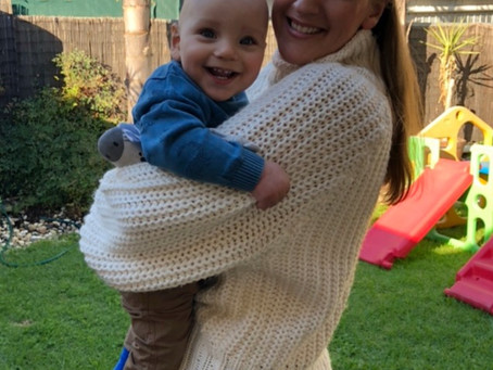 Are you ever really ready to stop being a full-time Mum?