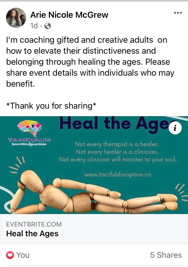 Heal the Ages   Thervo Coach
