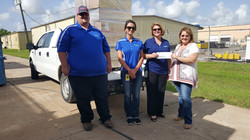 Freeport LNG Donates $20,000