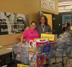 Terri and Olin Rep - donation