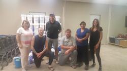 Volunteer Group from Wiscosin