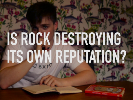 """Nat Dempsey On... """"Has Rock Destroyed Its Reputation?"""""""