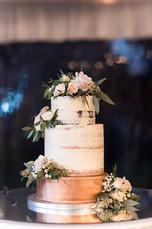Annika & Matt - cake