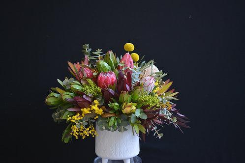 Native bouquets & arrangements