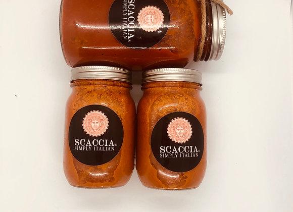 Small Jar Meatballs - 6 meatballs in Tomato Sauce