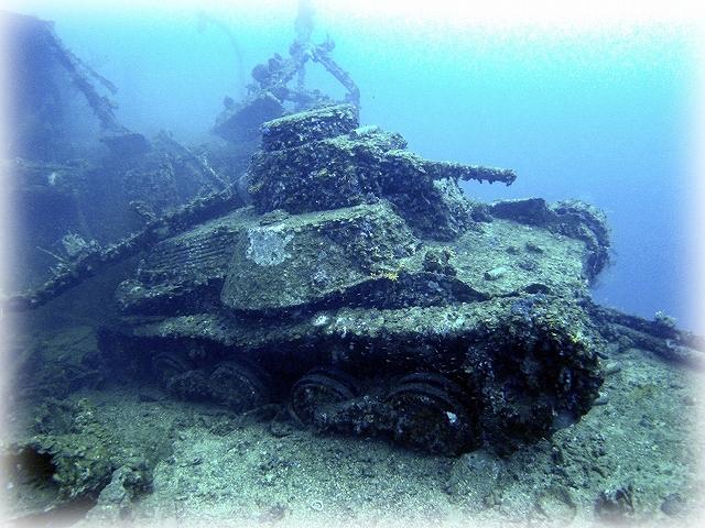 s-04桑港丸・戦車