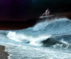 surf tripping detail