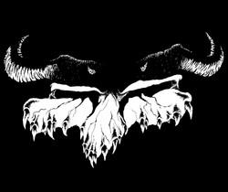 Danzig inspired drawing