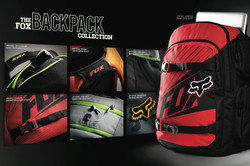 backpack spread