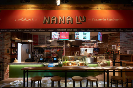 Nana Lu Signage