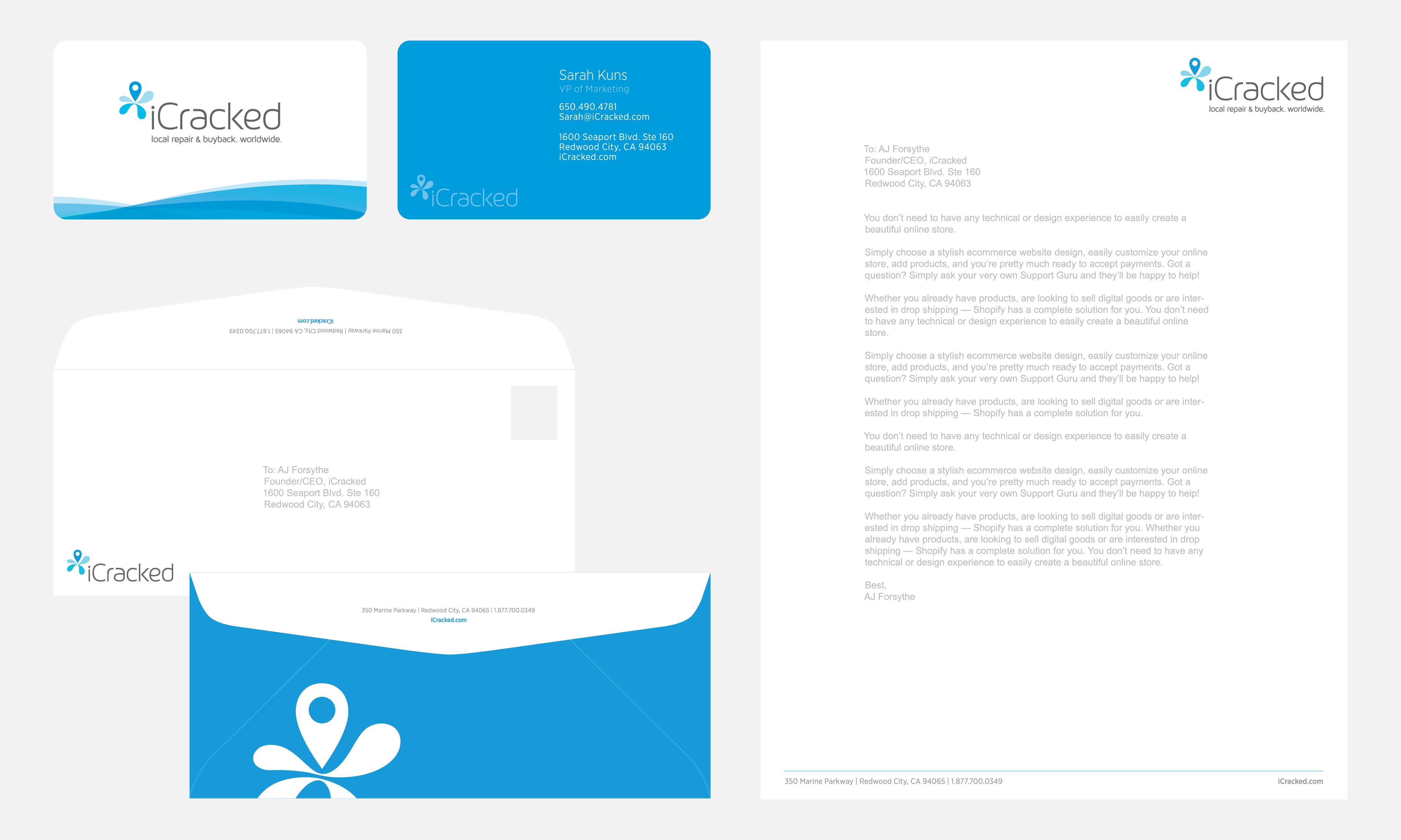 business papers suite