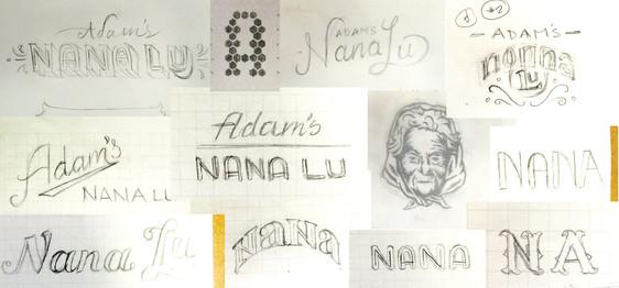 Nana Lu Sketches