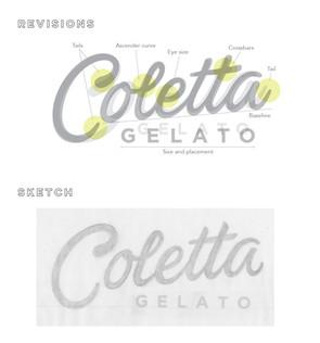 Coletta Gelato logo