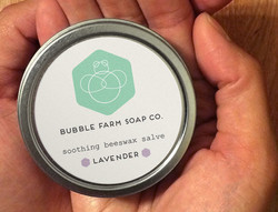 new salve packaging