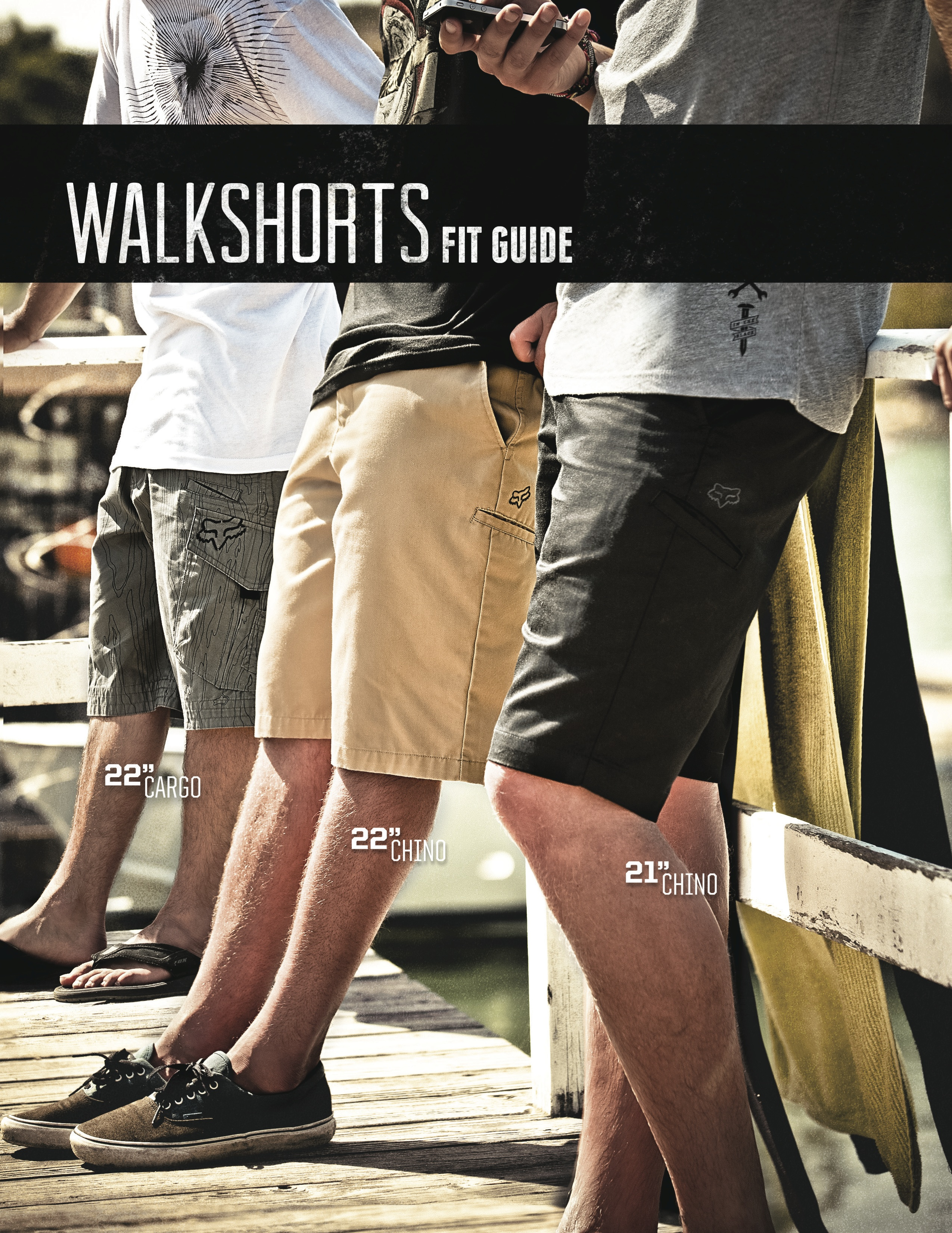 walkshort guide