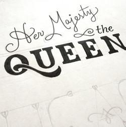 hand-lettering sketch