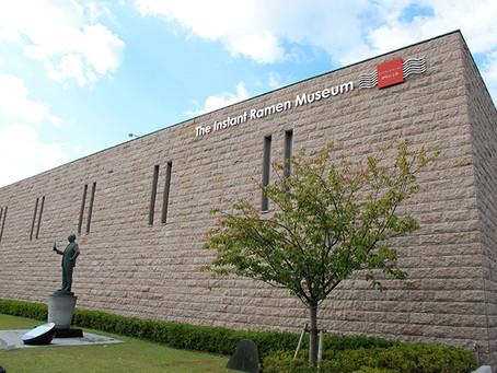 製作自己泡麵的「日清泡麵博物館」