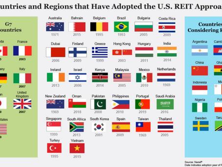 想發REIT獲利出場?看看美國怎麼玩
