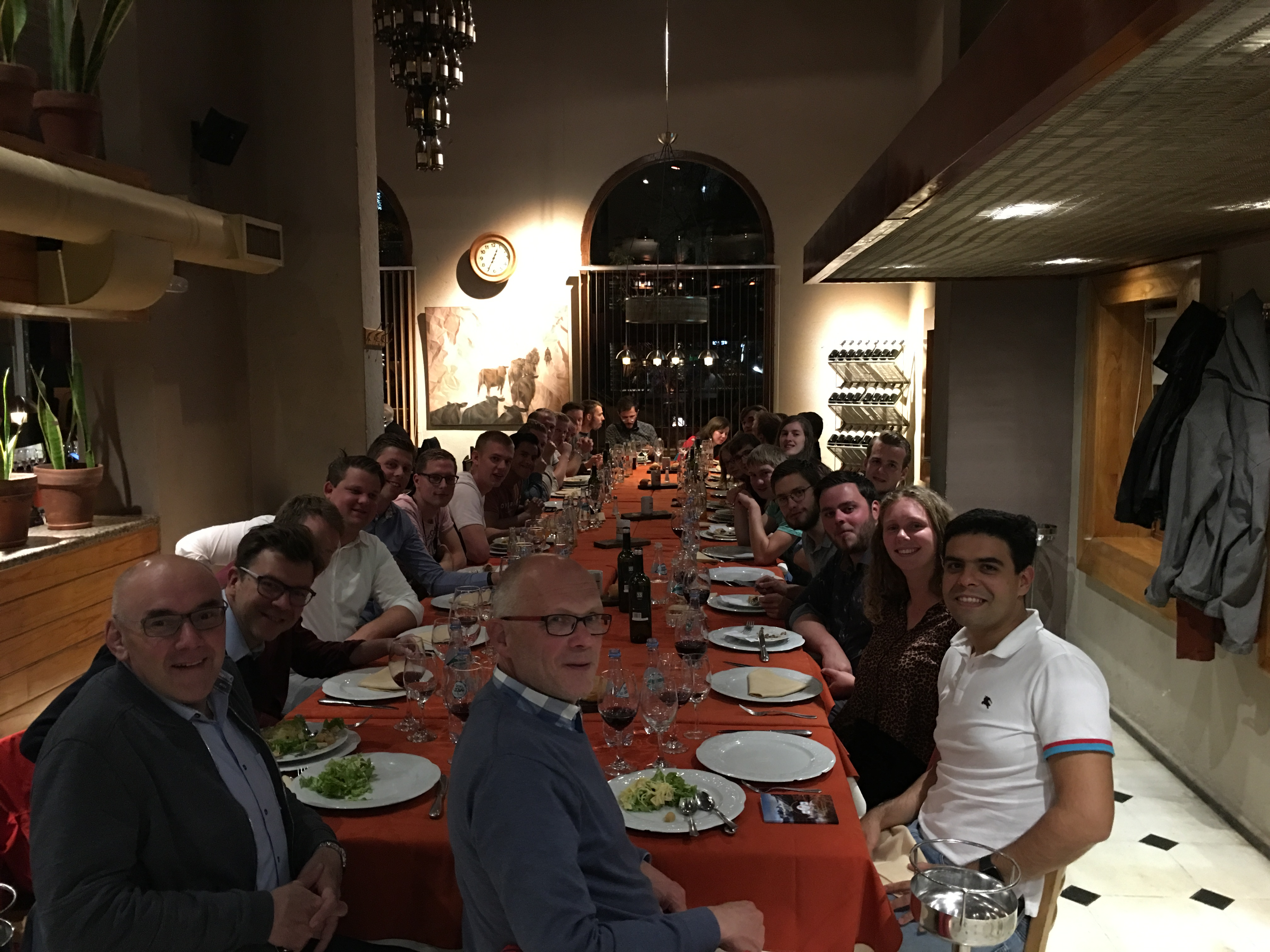 Dinner in Rosario