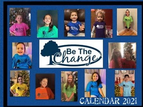 Be The Change Juniors Calendar
