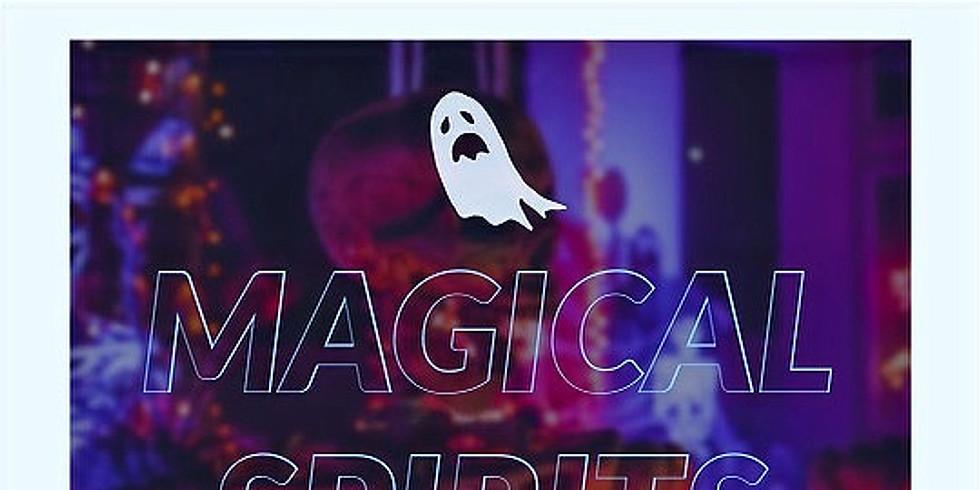 Magical  Spirits: Past Life Readings