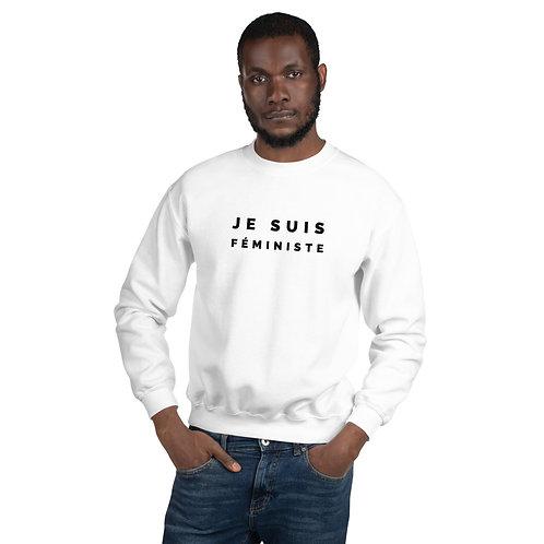Mens Feministe  Sweatshirt