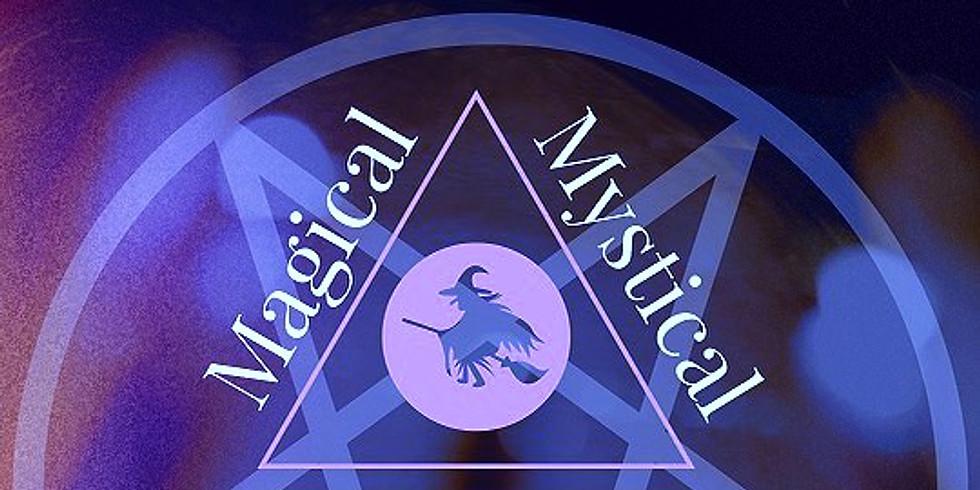 Magical Mystical Sorceress