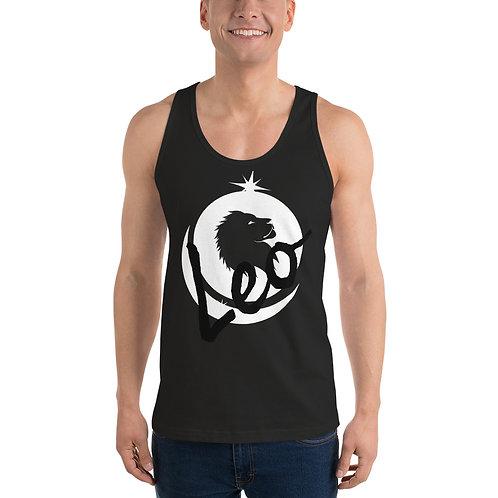 Black Leo Astrology  tank top (unisex)