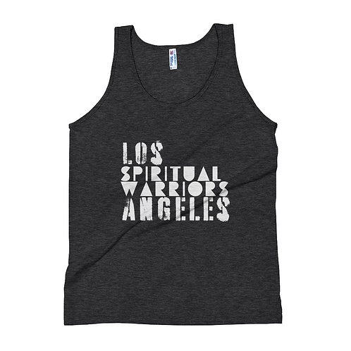 LA Spiritual Warrior Unisex Tank Top