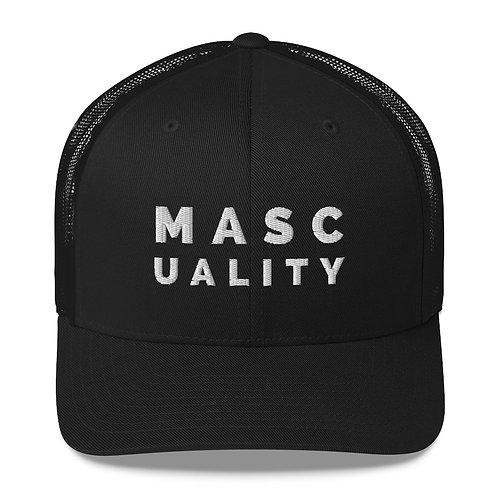 Mascuality Trucker Hat