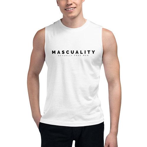 Mascuality Muscle Tee