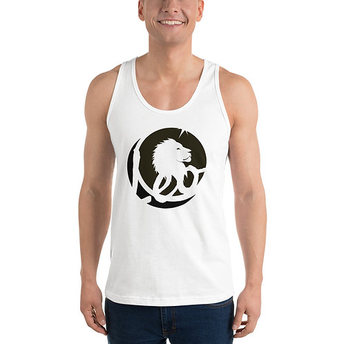 Leo Astrology tank top (unisex)
