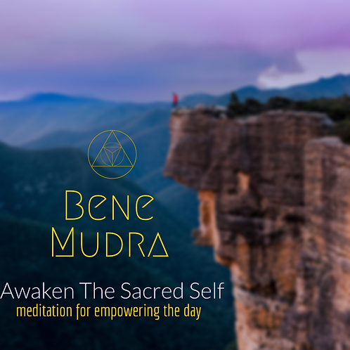 Awaken The Sacred Self: A Morning Meditation