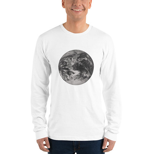 Down To Earth Unisex Long sleeve t-shirt