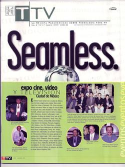 Seamless Magazine Mexico
