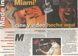 Miami Herald - Made in Miami Film