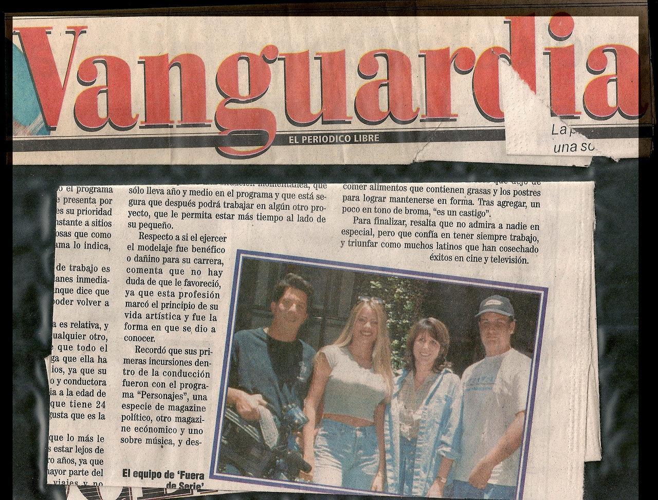 Vanguardia - Sofia Vergara