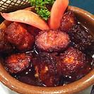 Chorizo in Wine