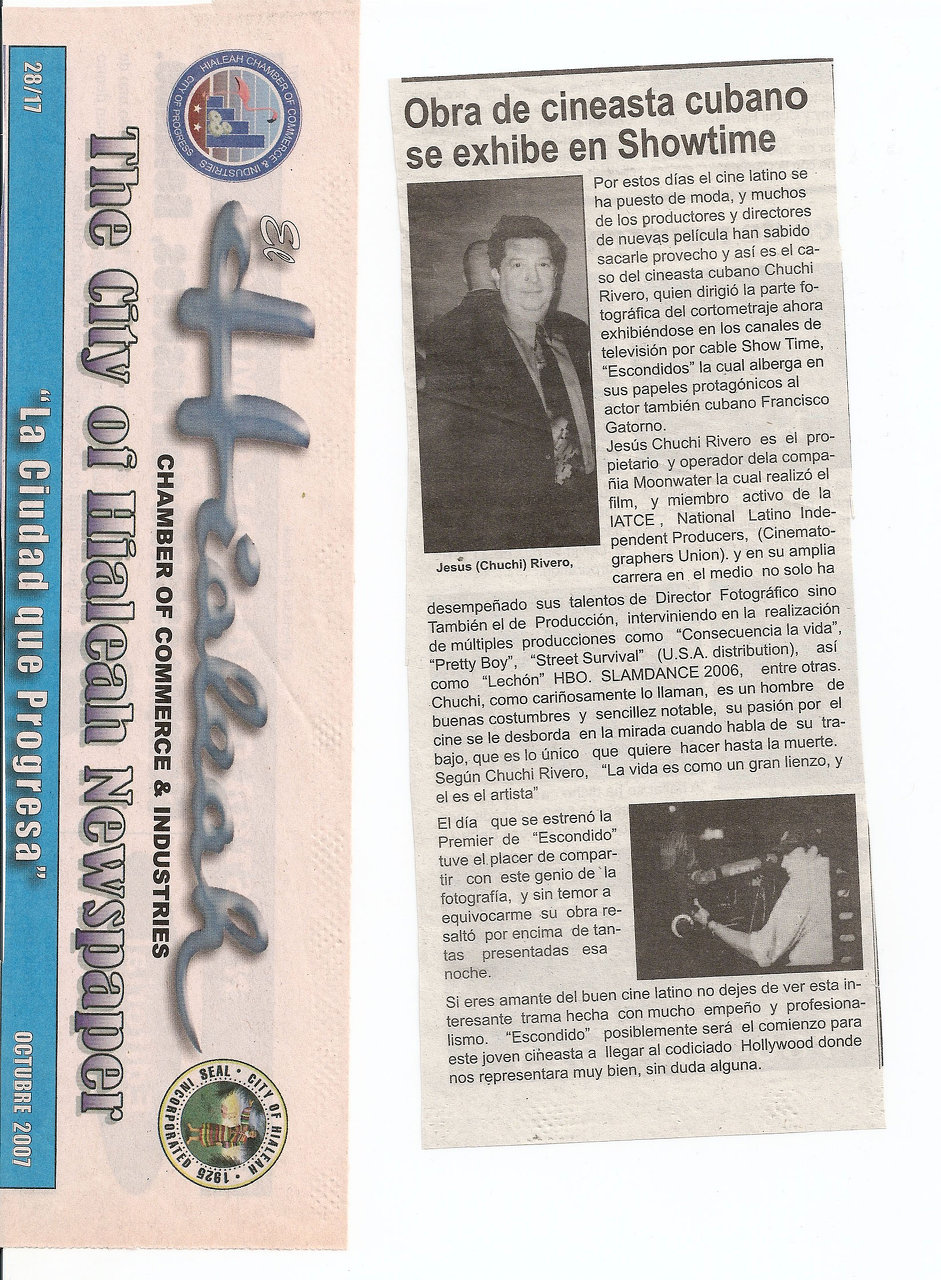 Hialeah News - Biography