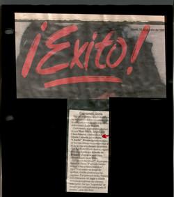 Exito Magazine - Bio Story