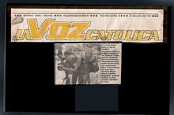 La Voz Catolica - Biography