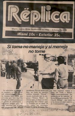 Replica Magazine - City Campaign