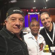 Masterchef Latino Chuchi - Sony Sam