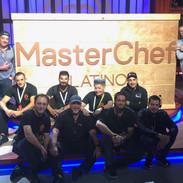 Masterchef Latino Chuchi Crew