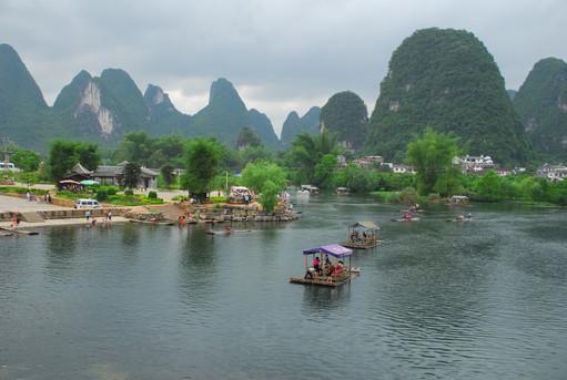 GUILING, China