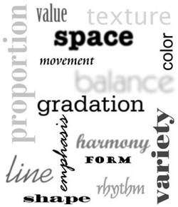 Elements and Principals