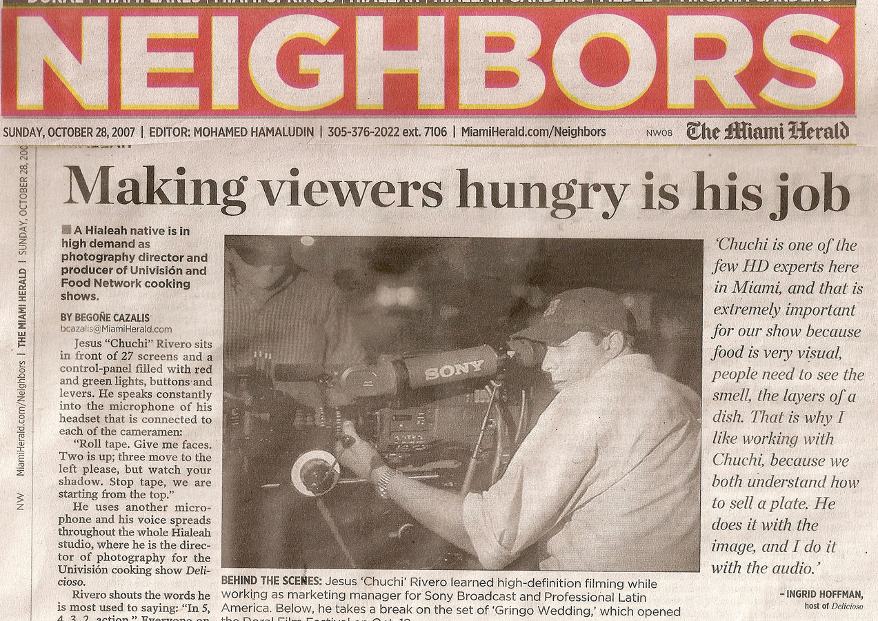Miami Herald - Neighbors