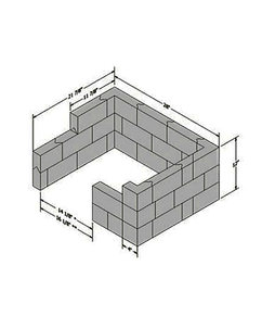 Brick Assembly Kit