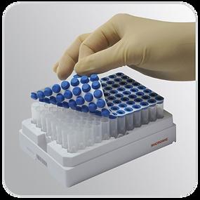 Micronic Storage Tube Caps